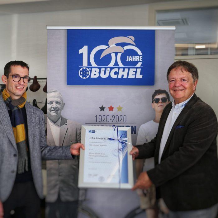 100 Jahre – Besuch IHK Fulda