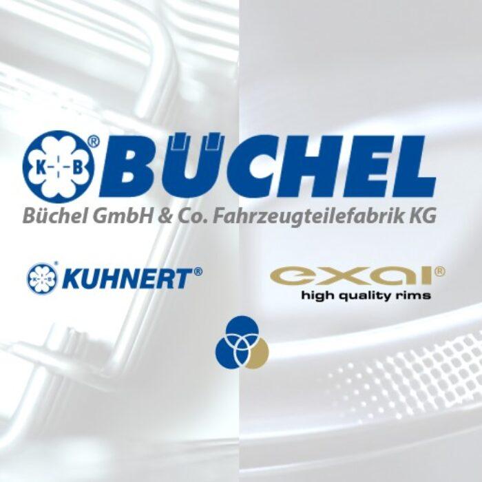 Verschmelzung Kuhnert Drahtwaren GmbH und EXAL Europa GmbH mit Büchel